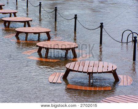 Floods In York