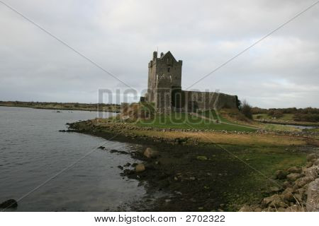 Scenic Irish Castle