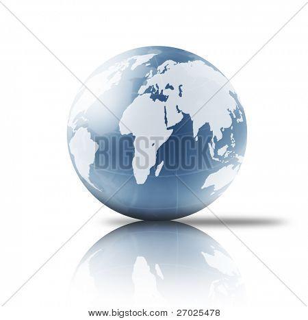 model  Earth