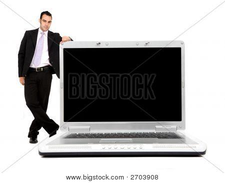 Business Laptop Computer