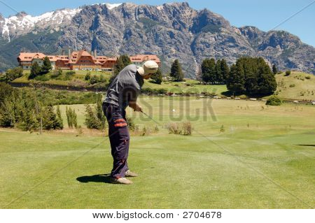 Golf In The Mountains