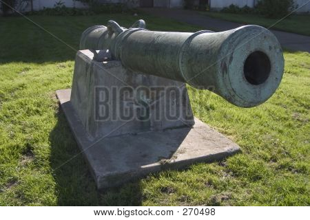 Cannon Barrel