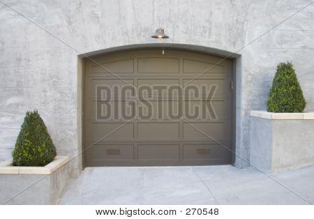 Fancy Garage