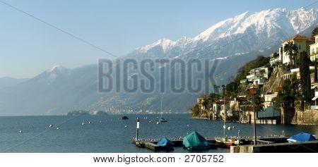 Landscapes Series - Ascona (Swiss)