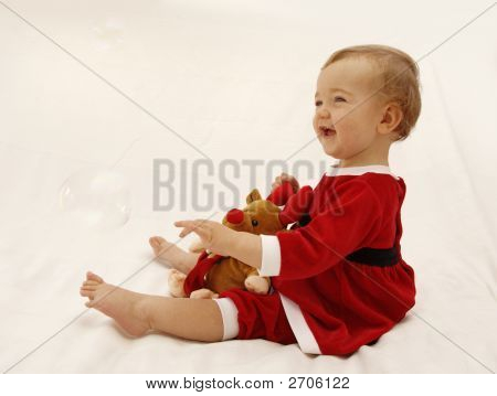 Laughing Baby-Gnome