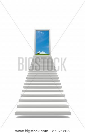 Steps To The Sky