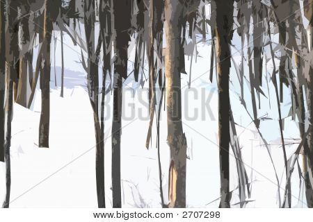 Abstract Trees Pattern