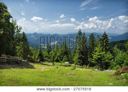 Balkan Mountains