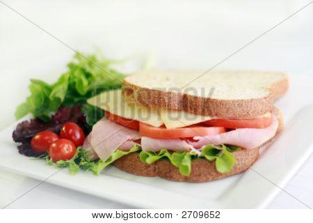 Hamtomato Full Plate