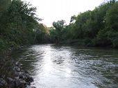 Historic River poster