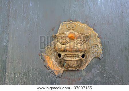 Naufragio de las decoraciones de metales