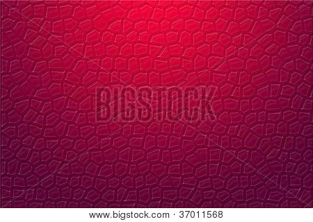 Reticulated Red