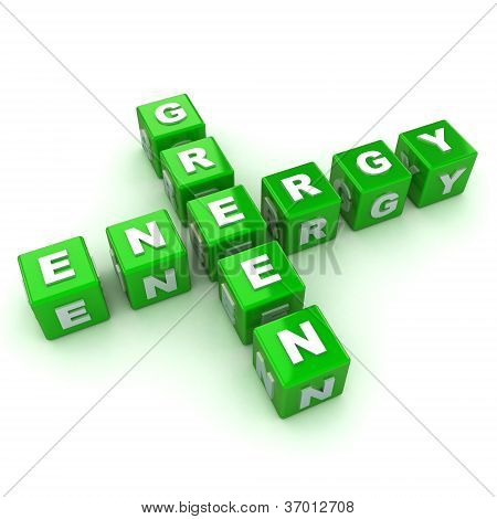 Green Energy Crossword