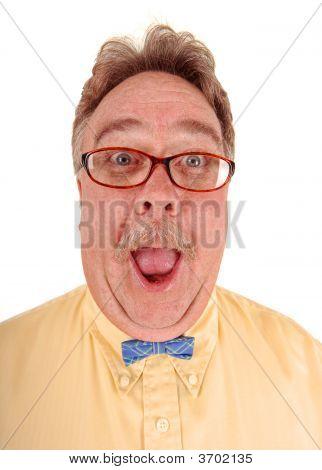 Goofy Bowtie Man