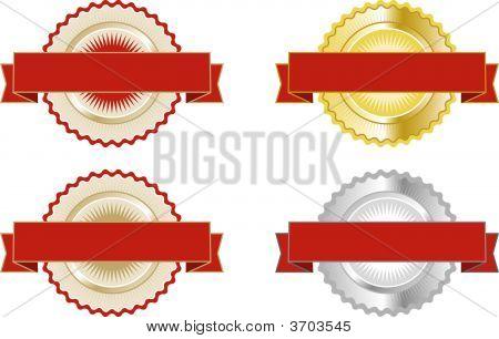 Award seals