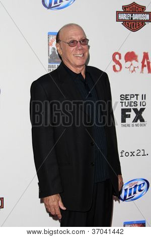 LOS ANGELES - SEP 8:  Dayton Callie arrives at the