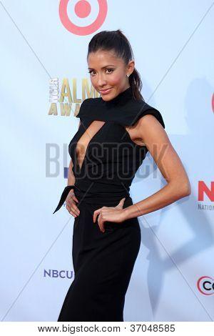 LOS ANGELES - SEP 16:  Fernanda Romero arrives at the 2012 ALMA Awards at Pasadena Civic Auditorium on September 16, 2012 in Pasadena, CA