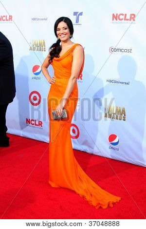 LOS ANGELES - SEP 16:  Edy Ganem arrives at the 2012 ALMA Awards at Pasadena Civic Auditorium on September 16, 2012 in Pasadena, CA