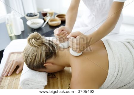 Thai Herbal Massage