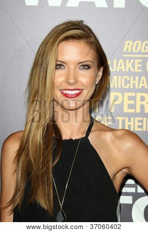 LOS ANGELES - SEP 17:  Audrina Patridge arrives at the