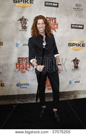LOS ANGELES - JUN 5: Shaun White at Spike TV's 4th Annual