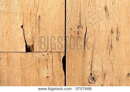 Abstract Background Of Old Wooden Planks