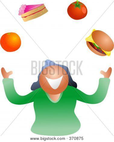 Jugglingdiet