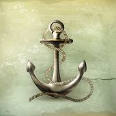 picture of anchor  - Anchor - JPG