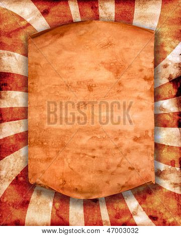 Grungy Old Paper background and texture