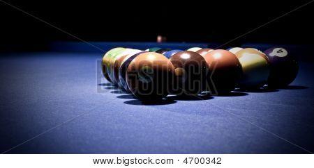 Billiard Lineup