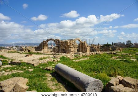Old Paphos - Ancient  Castle