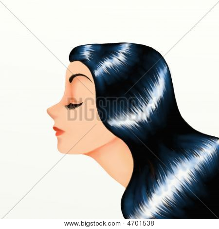 Woman Illustration