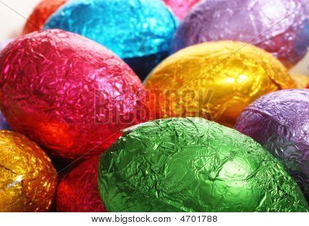 Easter Holidays Chocolate Image