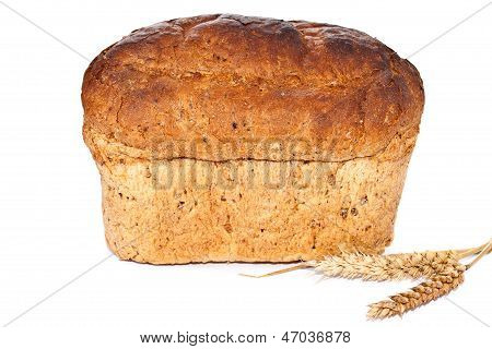 Brown Bread Loaf