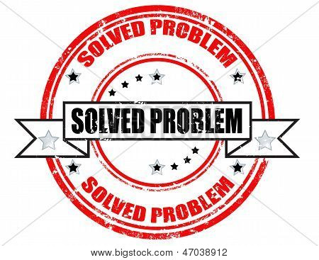 Solved Problem-stamp