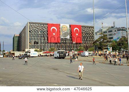 Ataturk Culture Center