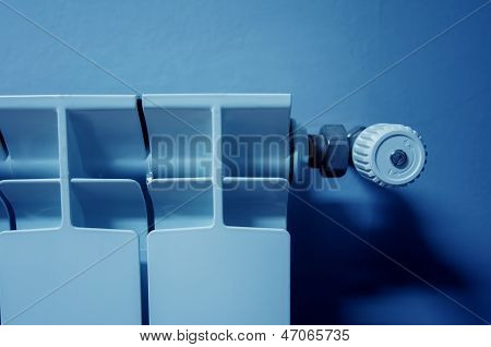 Concept Of A Cold Environment