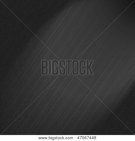 Gray  Black Abstract Striped Background