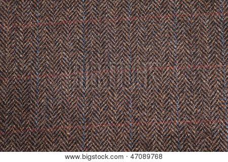 Macro Tweed Texture