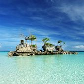 stock photo of boracay  - Willy - JPG
