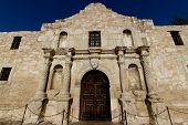 stock photo of texans  - The Historic Alamo - JPG