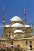 The Mosque of Muhammad Ali Pasha or Alabaster Mosque is a Ottoman mosque situated in the Saladin Cit