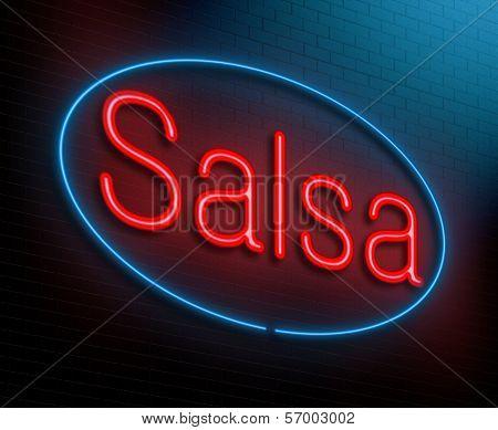 Salsa Concept.