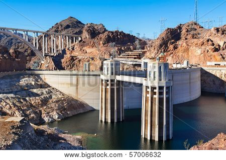 Hoover Dam And Bypass