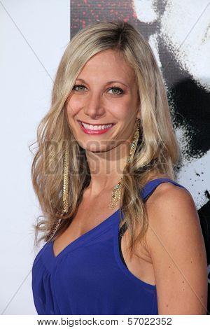Melissa Schreiber at the