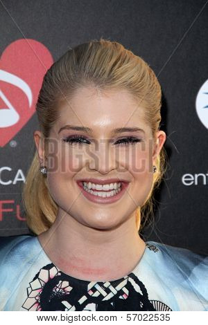 Kelly Osbourne at the