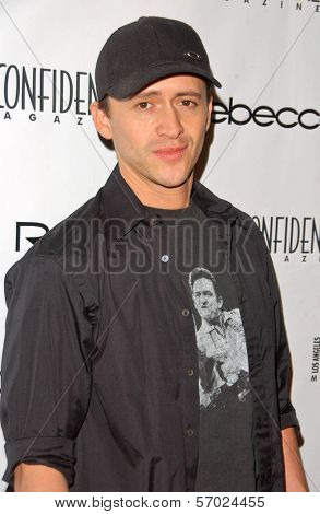 Clifton Collins Jr. at Los Angeles Confidential Magazine's Annual Emmy Party.  One Sunset, West Hollywood, CA. 09-11-07