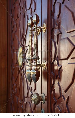 Bronze Door Handles