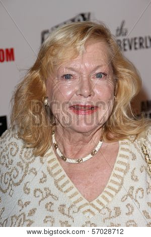 Carol Lynley at the American Cinematheque Honors Robert Downey Jr., Beverly Hilton, Beverly Hills, CA 10-14-11