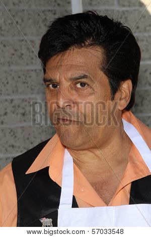Erik Estrada at the Hollywood Chamber Of Commerce 17th Annual Police And Fire BBQ, Private Location, Hollywood, CA 11-30-11